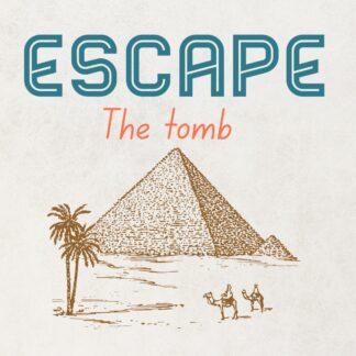 Escape the tomb: Egyptian tomb escape room