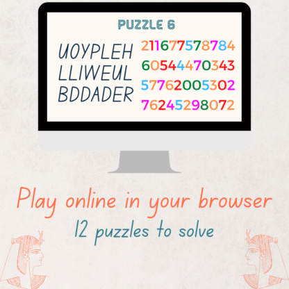 Play online in your browser: 12 puzzles to solve