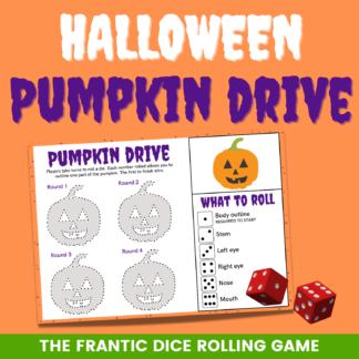 Halloween pumpkin drive